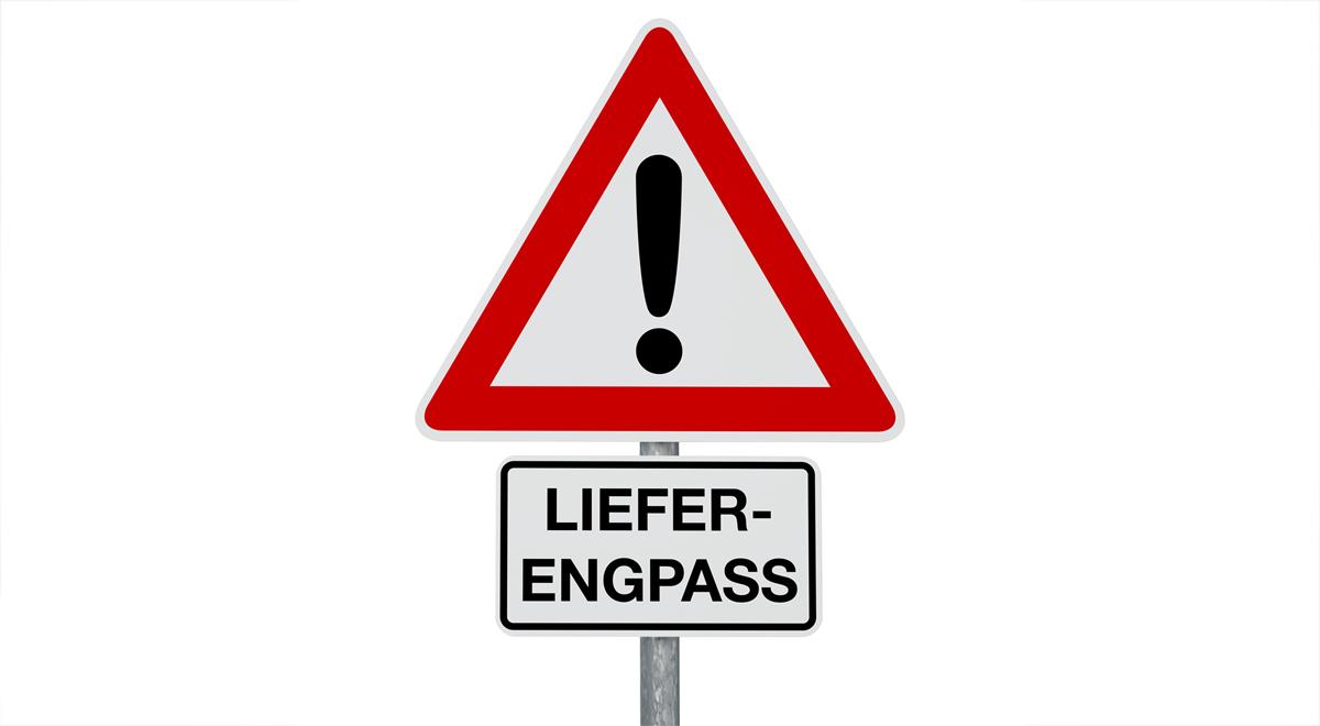 Lieferengpass